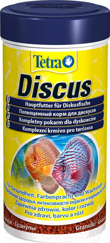 Купить Корм для рыб Tetra, Discus (1л), Германия