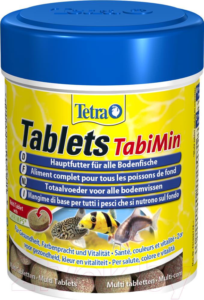 Купить Корм для рыб Tetra, Tablets TabiMin (120шт), Германия