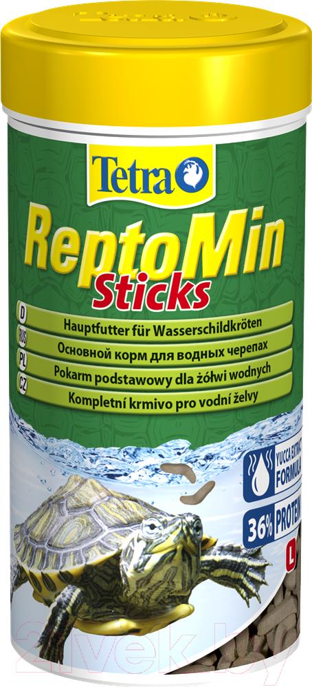 Купить Корм для рептилий Tetra, ReptoMin (1л), Германия