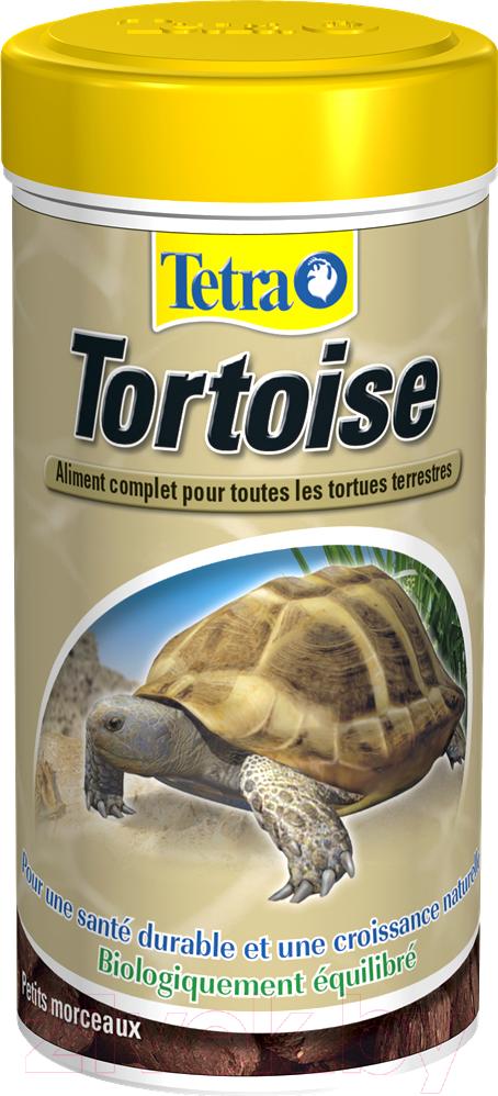 Купить Корм для рептилий Tetra, Tortoise (250мл), Германия