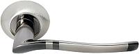 Ручка дверная Morelli Фонтан DIY MH-04 SN/BN -
