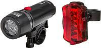 Набор фонарей для велосипеда STG Х88369 -