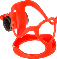 Держатель для фляги велосипедный STG Х88777 / CSC-032S (оранжевый) -