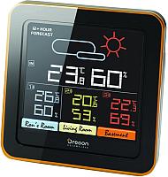 Метеостанция цифровая Oregon Scientific RAR502S -