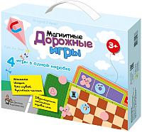 Набор игр Десятое королевство Магнитные дорожные игры / 01943 -