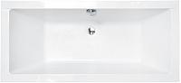 Ванна акриловая Besco Quadro 170x75 -