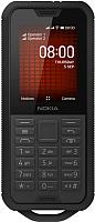 Мобильный телефон Nokia 800 Dual Sim / TA-1186 (черный) -