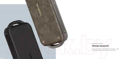 Мобильный телефон Nokia 800 Dual Sim / TA-1186 (черный)