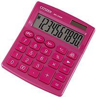 Калькулятор Citizen SDC-810 NRPKE (розовый) -