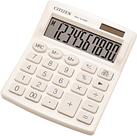 Калькулятор Citizen SDC-810 NRWHE (белый) -