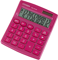 Калькулятор Citizen SDC-812 NRPKE (розовый) -