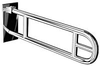 Поручень Merida TPC10 (полированный металл) -