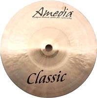 Тарелка музыкальная Amedia Classic Splash Rock 8
