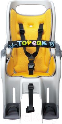 Детское велокресло Topeak BabySeat II / TCS2203 (желтый)
