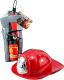 Игровой набор пожарного Qunxing Toys Служба спасения / 99019 -