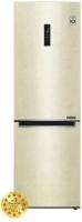 Холодильник с морозильником LG DoorCooling+ GA-B459MESL -