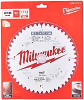 Пильный диск Milwaukee 4932471316 -