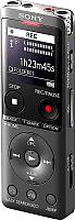 Цифровой диктофон Sony ICD-UX570B (черный) -