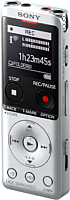 Цифровой диктофон Sony ICD-UX570S (серебристый) -