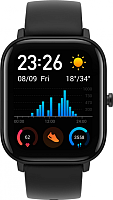 Умные часы Amazfit GTS 42.8mm / A1914 (Obsidian Black) -