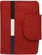 Портмоне Cedar Loren N26-MSS (красный) -