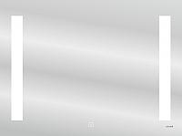 Зеркало для ванной Cersanit Led 020 80х60 / KN-LU-LED020-80-b-Os -