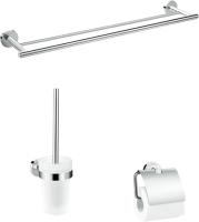 Набор аксессуаров для ванной и туалета Hansgrohe Logis UA 41727000 -