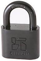 Замок навесной Аллюр ВС2С-601 / AL-795848 (черный) -