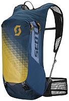 Рюкзак велосипедный Scott Trail Protect Evo FR' 12 Legion / 264497-6169 (синий/желтый) -