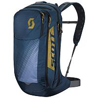 Рюкзак велосипедный Scott Trail Protect Evo FR' 24 Legion / 264497-6169 (синий/желтый) -
