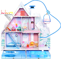 Кукольный домик LOL Зимнее Шале / 562207 -