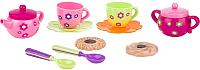 Набор игрушечной посуды Pir Holding Набор посудки чаепитие / HWA1208667 -