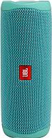 Портативная колонка JBL Flip 5 (бирюзовый) -