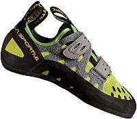 Скальные туфли La Sportiva Tarantula 10C (р-р 38.5, киви/серый) -