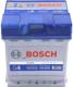 Автомобильный аккумулятор Bosch S4 Silver / 0092S40001 (44 А/ч) -
