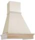 Вытяжка купольная Elikor Вилла Валенсия 60П-650-П3Л (топленое молоко/дуб белый/патина) -