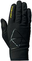 Перчатки лыжные Fischer Rasing-pro / G90019 (р-р 10, черный) -