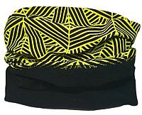Баф лыжный Fischer GR8072-300 (лимонный) -