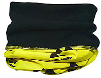 Баф лыжный Fischer GR8072-301 (лимонный /черный) -