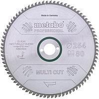 Пильный диск Metabo 628090000 -