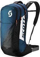 Рюкзак велосипедный Scott Trail Protect Evo FR' 16 / 264501-5795 (синий/белый) -