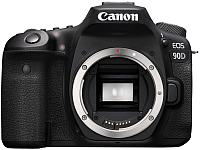 Зеркальный фотоаппарат Canon EOS 90D Body / 3616C003 (черный) -