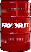 Моторное масло Favorit 2-Takt TC Moto / 56653 (200л, красный) -