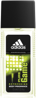 Парфюмерная вода Adidas Pure Game for Men (75мл) -