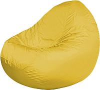 Бескаркасное кресло Flagman Classic К2.1-05 (желтый) -