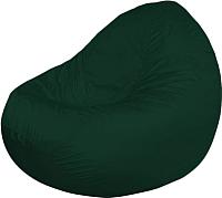 Бескаркасное кресло Flagman Classic К2.1-17 (темно-зеленый) -