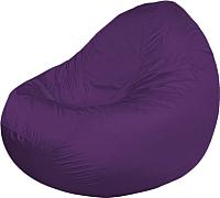 Бескаркасное кресло Flagman Classic К2.1-21 (фиолетовый) -