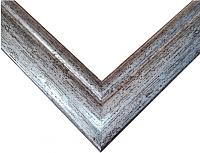 Рамка Picasso 50х40 (серебро антик) -