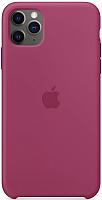 Чехол-накладка Apple Silicone Case для iPhone 11 Pro Pomegranate / MXM62 -