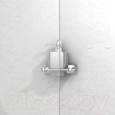 Душевой уголок New Trendy Eventa L EXK-0190 (120x90)